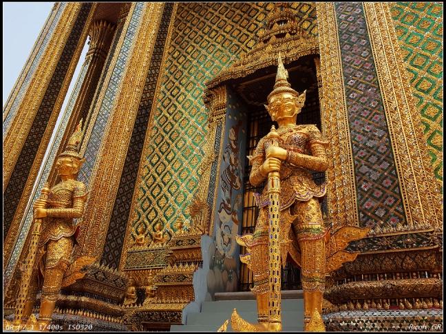 [曼谷] 冬,大皇宮與玉佛寺